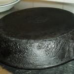 Dirty fryingpan